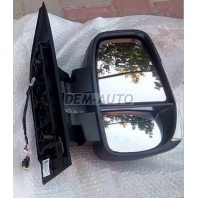 Iveco daily Зеркало правое электрическое с подогревом  , с указателем поворота , 2 разъём. , 7 контактов , короткий кронштейн , (CONVEX)