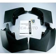 Discovery  Брызговик переднего крыла левый+правый (комплект) + задний (4 штуки)