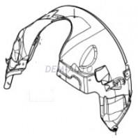 Freelander Подкрылок переднего левого крыла (Китай)