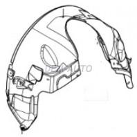 Freelander Подкрылок переднего правого крыла (Китай)