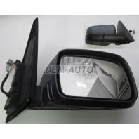 Зеркало правое электрическое с подогревом, автоскладыванием, подсветкой, памятью, 2 разъёма, 13 контактов (aspherical) RANGE ROVER {III}