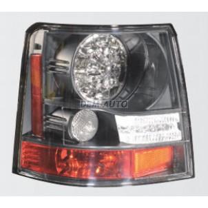 Range rover sport Фонарь задний внешний левый+правый (комплект) тюнинг полностью с диодами (SONAR) внутри черный для Range Rover - Sport