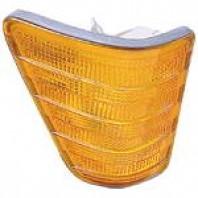 W207 Указатель поворота угловой правый желтый