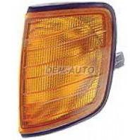 W124 Указатель поворота угловой левый желтый