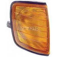 W124 Указатель поворота угловой правый желтый