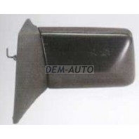 W124 Зеркало левое механическое (FLAT)