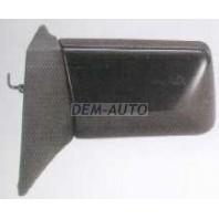 W124 Зеркало левое механическое с подогревом (FLAT)