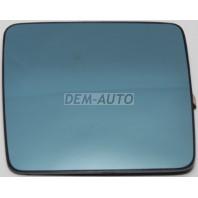 W124 Стекло зеркала правое с подогревом (CONVEX)