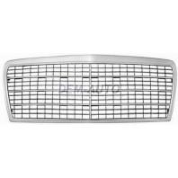 W124 Решетка радиатора хромированно-черная