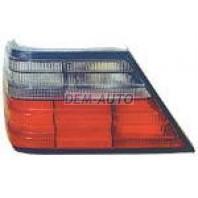 W124 Стекло фонаря заднего внешнего левое тонированно-красное