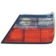 W124 Стекло фонаря заднего внешнего правое тонированно-красное