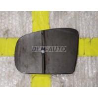 W163/ml Стекло зеркала левое электрическое с подогревом (ASPHERICAL)