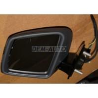 W164/ml  Зеркало левое электрическое с подогревом указателем поворота с подсветкой автоскладывающееся с памятью (ASPHERICAL) (Китай)