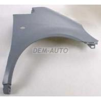 W168/a Крыло переднее правое пластиковое
