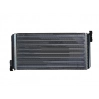 W201 Радиатор отопителя