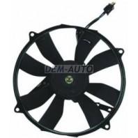Мотор+вентилятор радиатора охлаждения левый