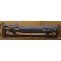 W203  Бампер передний (CLASSIC) (ELEGANCE) без отверстий под омыватель фар без уплотнителя грунтованный
