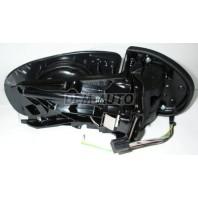 W203 Зеркало правое электрическое с подогревом автоскладывающееся 9 контактов без крышки (ASPHERICAL)