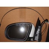W205 Зеркало левое электрическое с подогревом автоскладывающееся с указателем поворота подсветкой памятью (ASPHERICAL) (Китай)