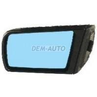 W202 {w210 95/140 95-}  Зеркало левое электрическое с подогревом с крышкой 5 контактов (FLAT)