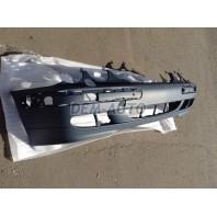 W210 Бампер передний с отверстиями под омыватели фар грунтованный