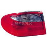 W210 Фонарь задний внешний левый тонированно-красный