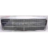 W210 Решетка радиатора хромированно-серая