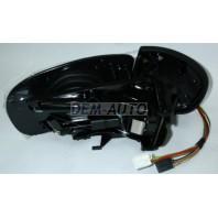 W211 Зеркало правое электрическое с подогревом автоскладывающееся с памятью без крышки (ASPHERICAL)