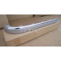 W211 Молдинг бампера заднего правый хромированно-серый