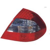 W211 Фонарь задний внешний правый (седан) (AVANTGARD) диодный стоп-сигнал (EAGLE EYES)