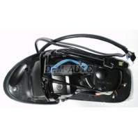 W220  Зеркало левое электрическое с подогревом автоскладывающееся с памятью без крышки (ASPHERICAL)