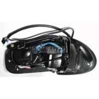 W220  Зеркало правое электрическое с подогревом автоскладывающееся с памятью без крышки (ASPHERICAL)