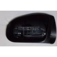 W220  Крышка зеркала левая с указателм поворота, нижняя подсветка