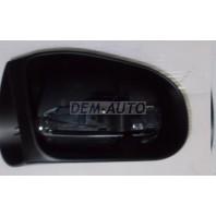 W220  Крышка зеркала правая с указателм поворота, нижняя подсветка