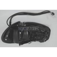 W220  Зеркало левое электрическое с подогревом автоскладывающееся с памятью 13 контактов без крышки (ASPHERICAL)