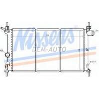 Astra  Радиатор охлаждения (NISSENS) (NRF) (GERI) МКПП без кондиционера и усилителя руля 1.4i-1.6i