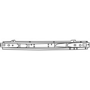 Astra  Усилитель бампера передний для Opel Astra - F