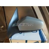 Astra  Зеркало левое (4 дв) (5 дв)электрическое с подогревом (aspherical)грунтованное (5 контактов)