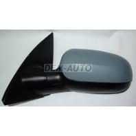 Corsa  Зеркало левое электрическое с подогревом (aspherical) грунтованное