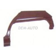 Omega Арка ремонтная крыла заднего левая(4 дв)