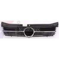 Omega Решетка радиатора хромированно-черная