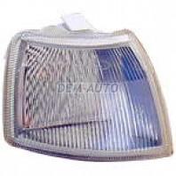 Vectra  Указатель поворота угловой правый тюнинг прозрачный хрустальный внутри хром