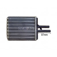 Vectra Радиатор отопителя без кондиционера