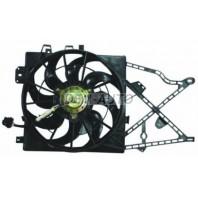 Vectra Мотор+вентилятор радиатора охлаждения с корпусом
