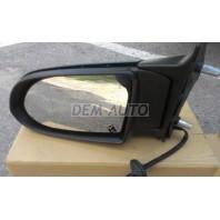 Zafira Зеркало левое электрическое с подогревом (aspherical)грунтованное