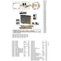 XSARA {BERLINGO/206/307 1.1/1.4/1.4D/1.6/1.9D/2.0/2.0D 98-07/С4 04-} РАДИАТОР ОХЛАЖДЕН (см.каталог)