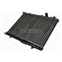 Xsara {+ c4 04-/berlingo/partener 03-/pg307 01-} Радиатор охлаждения