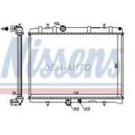 307 {ct c4 04-} Радиатор охлаждения(NISSENS) (AVA) (см.каталог)