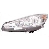 308  Фара левая с регулирующим мотором