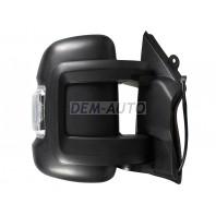 Boxer {ct jumper/fiat ducato}  Зеркало правое электрическое с подогревом указателем поворота , температурным датчиком (Китай)
